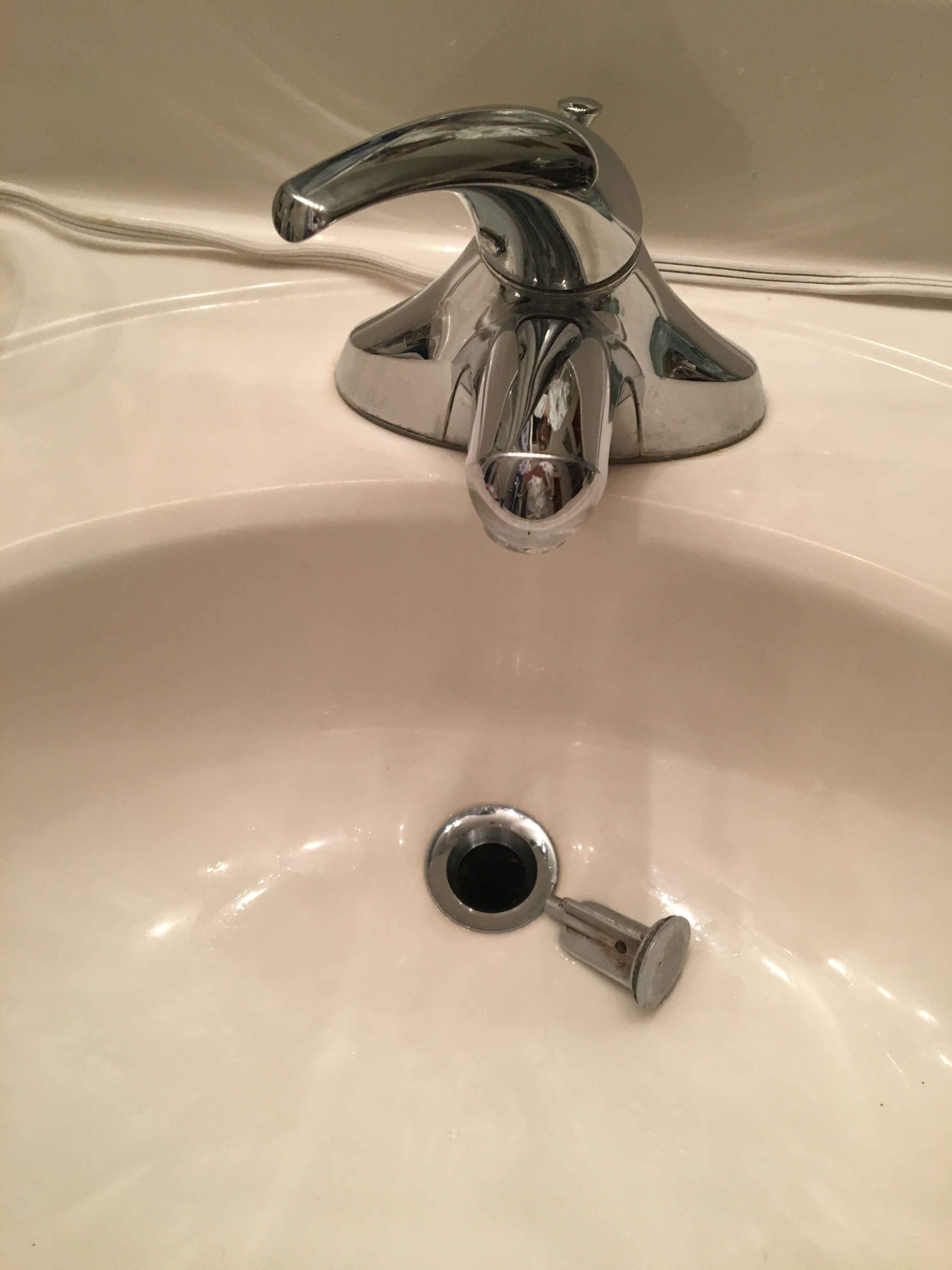 Sink Shroom Quick Fix For Broken Bathroom Sink Stopper And Clog Prevention The Windy Side